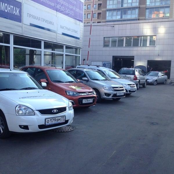 Фотографии на Лада Центр Авиамоторная - Магазин автотоваров в Лефортово
