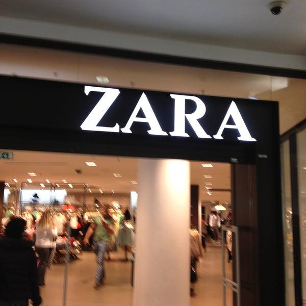 Где находится zara