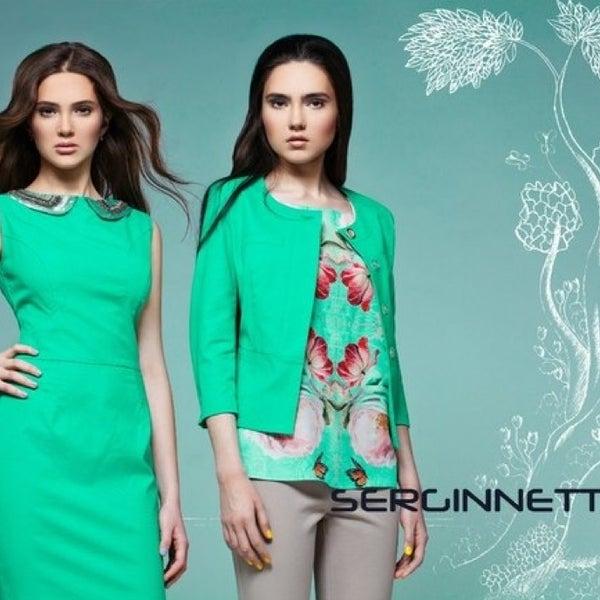 Серженетти Магазин Женской Одежды Цены С Доставкой