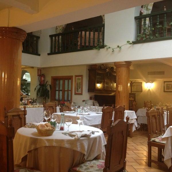 Restaurante venta tramalon cantabria