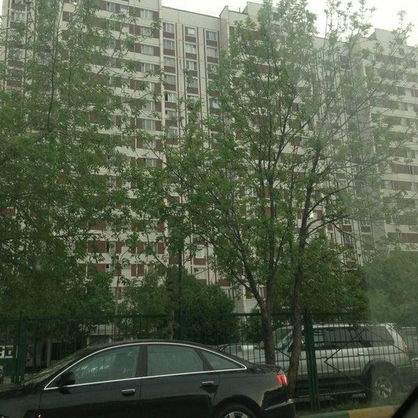 Москва шипиловский проезд с11