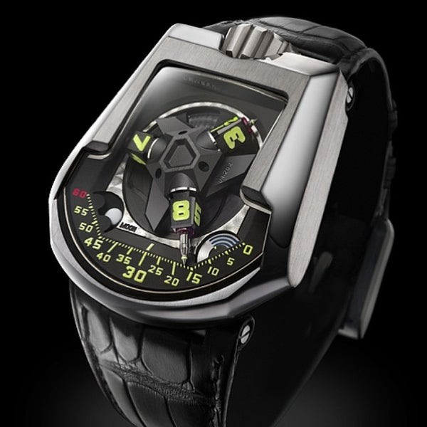 Предложение Urwerk : руб 2 571 699 часы Urwerk 202 Gold, Номер модели/Ref.