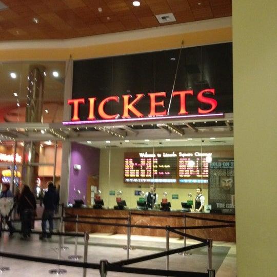 Lincoln center movie theater bellevue