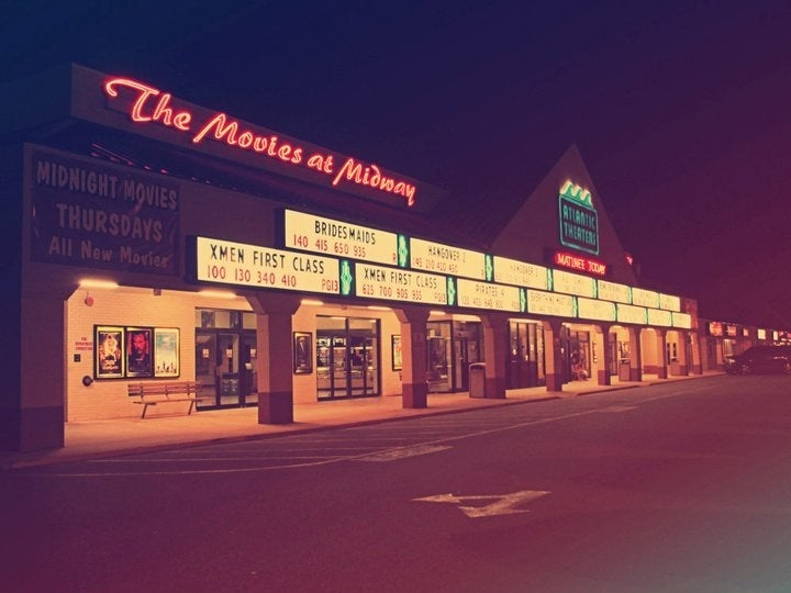Movie theater rehoboth de