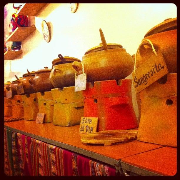@allantd Allan Tito just checked in @ Restaurante Kasamama (Surquillo, Peru)