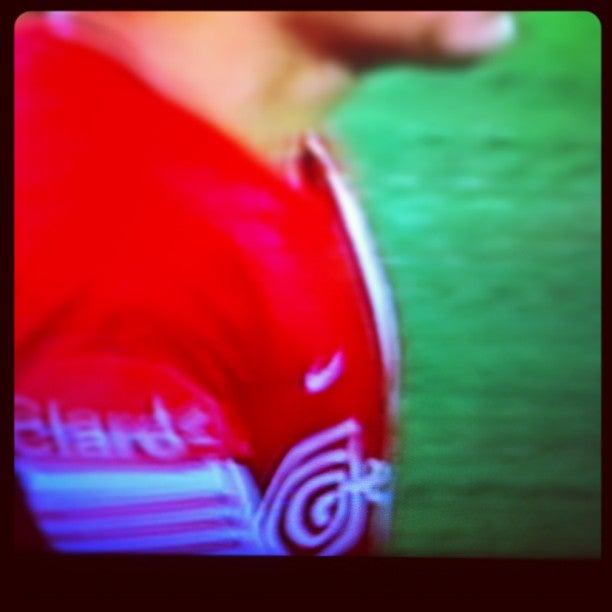 @allantd Allan Tito just checked in @ Estadio Nacional (Cercado de Lima, Peru)