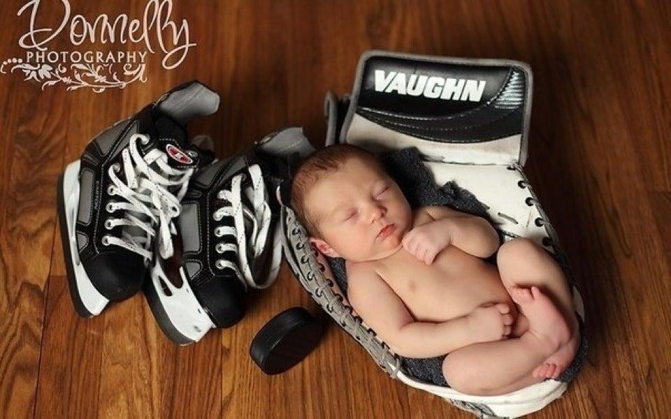 Поздравления матери хоккеиста
