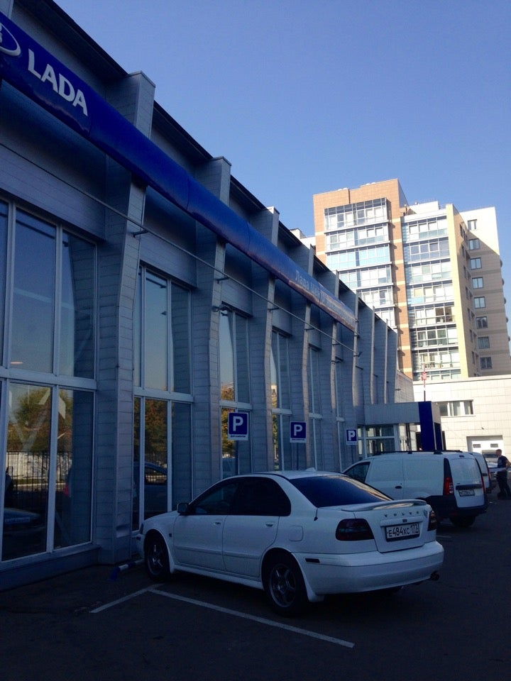 Автомагазин Лада Центр Авиамоторная в Москве - отзывы, фото и адрес. Все магазины автозапчастей Москвы.