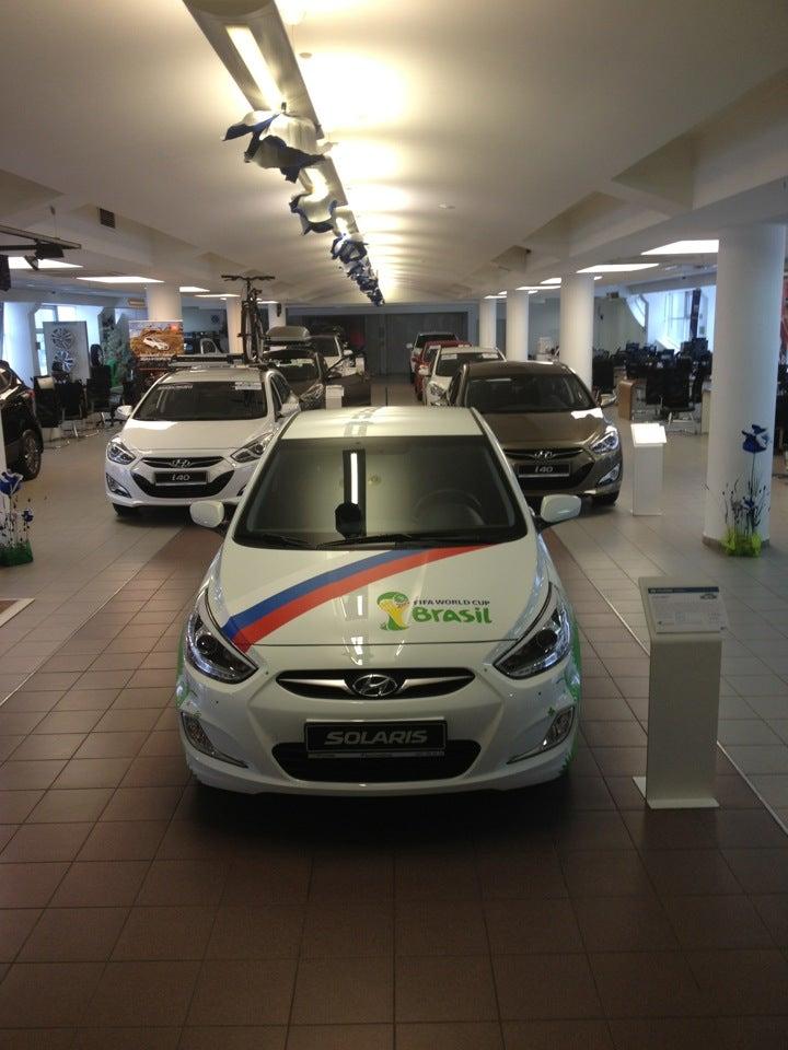 автосалоны хендай в москве фото и цены