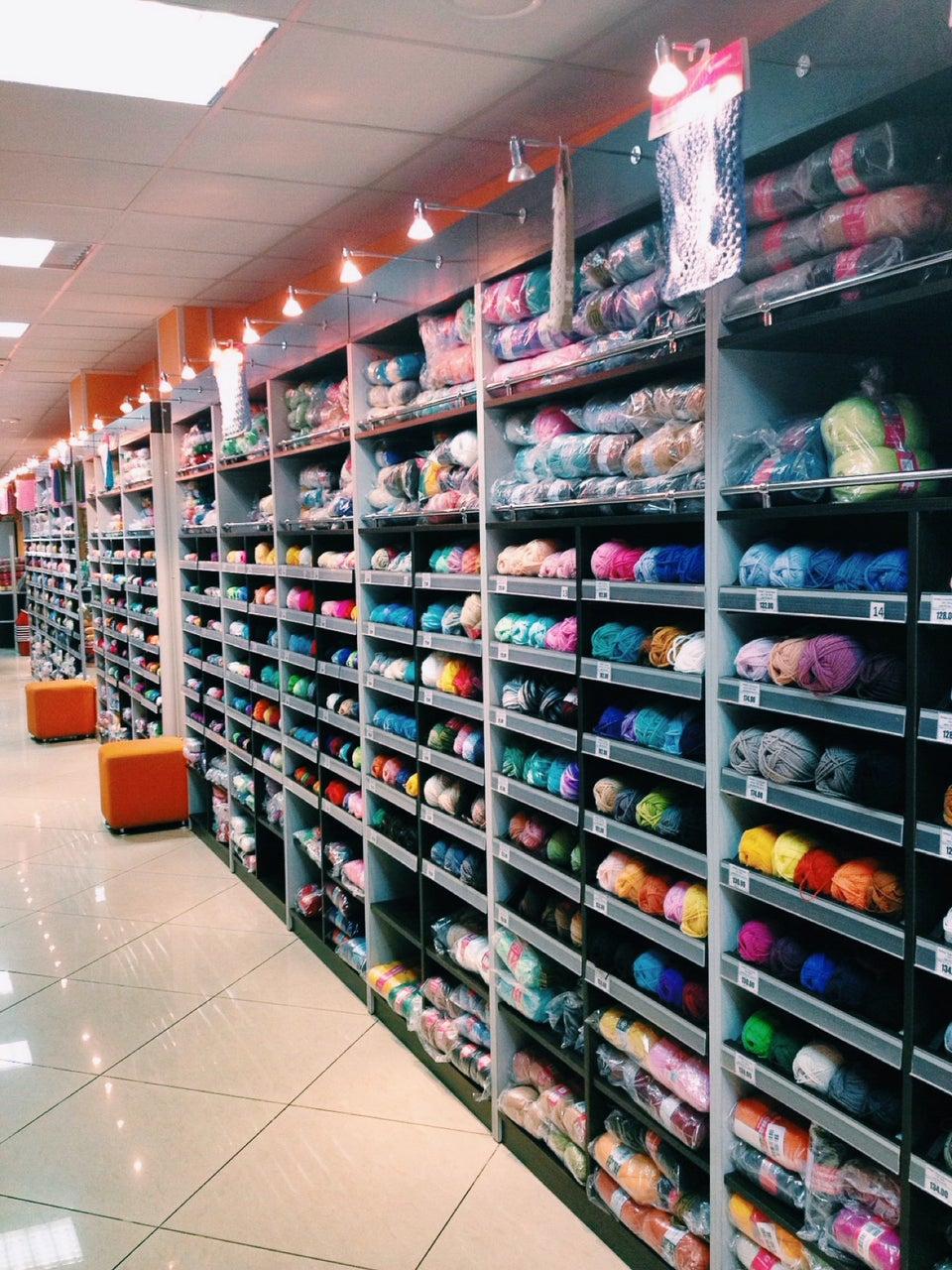 магазин рукоделия в москве фото