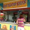 Buttercup Kiosk