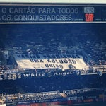 Photo taken at Estádio D. Afonso Henriques by Joao M. on 9/1/2012