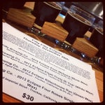 Photo taken at Wades Wines Taproom by fhwrdh on 12/27/2013