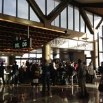 Photo taken at Gate D8 by Jeff S. on 12/21/2012
