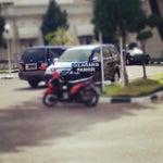 Photo taken at Kantor Gubernur Sumatera Utara by Dewanti R. on 12/13/2014