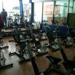 Photo taken at Evolve Fitness Center by Steven H. on 2/2/2013