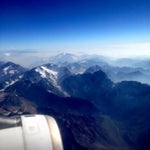 Flying to Santiago? Use any means necessary to get a window seat, even if it means bribing a fellow passenger. Stunning views of the Andes throughout the flight.