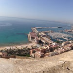 Photo taken at Alacant / Alicante by Dhanesh D. on 7/10/2013