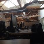 Photo taken at R/GA San Francisco by Kyle B. on 5/21/2014