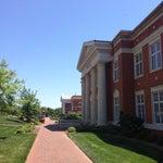 Photo taken at University of North Carolina at Charlotte by Catherine Q. on 5/14/2013