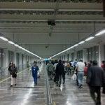 Photo taken at Metro Ermita (Líneas 2 y 12) by Surt on 12/20/2012