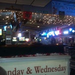 Photo taken at Gators Wing Shack by Richard S. on 12/26/2012