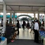 Photo taken at ท่าเรือพายัพ (Payap Pier)  N18 by Đặng M. on 5/20/2015