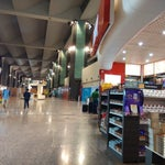 One of the best airports in India. Very safe. Cleanliness at its best. Cafés like ccd are good for killing the time overnight. WiFi is free for 45mins and that kinda sucks. But overall great airport!