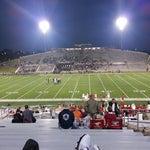 Photo taken at Tully Stadium by Jason K. on 11/23/2012