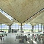 Обожаю этот аэропорт) простой, понятный и уютный) наверное, самый стильный аэропорт в России, т.к. над ним работали архитекторы из бюро Grimshaw Architects!