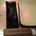 Photo taken at Sushi Tei by Afrida Y. on 7/3/2013