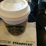 Photo taken at Starbucks by fera f. on 3/25/2015