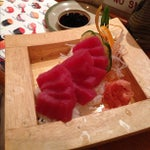 Photo taken at Sakura Sushi Japanese Restaurant by Danielle O. on 11/22/2012