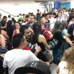 Se San Andres é um pedaço do paraíso o procedimento de entrada é o purgatório. Se chegar com vários voos então prepare-se será duro !!