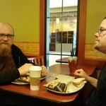 Photo taken at Panera Bread by Alexei B. on 9/16/2013