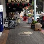 Photo taken at Sierra Café Devonport by Ali R. on 6/16/2014