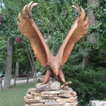 Photo taken at Fraternal Order of Eagles by Chris C. on 7/6/2013