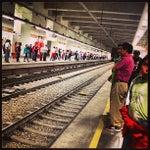 Photo taken at Metro Ermita (Líneas 2 y 12) by Raul M. on 5/26/2013