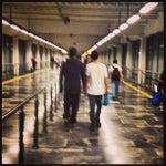Photo taken at Metro Ermita (Líneas 2 y 12) by Raul M. on 6/18/2013