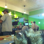 Photo taken at Razors Barbershop & Shave by YourNYAgent on 12/29/2012