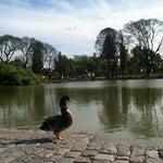 Photo taken at Parque Centenario by Raphael D. on 10/25/2012