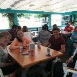 Photo taken at La Super-Rica Taqueria by Bob S. on 6/23/2013