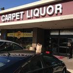 Photo taken at Red Carpet Wine & Spirits by L E. on 6/16/2013