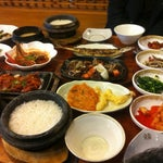 Photo taken at 正一品(이천쌀밥) by Seojung L. on 12/22/2012