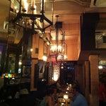 Photo taken at Peak Café & Bar 山頂餐廳酒吧 by Joohaney on 10/16/2012