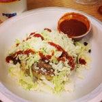 Photo taken at King Taco Restaurant by Gloria C. on 4/19/2013
