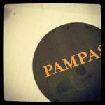 Photo taken at Pampas by Judy M. on 2/19/2013