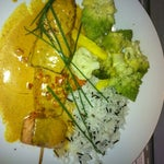 Photo taken at Fonteyne The Kitchen Woluwe by Olivier G. on 11/29/2012