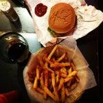 Photo taken at Vera's Burger Shack by Margarita D. on 4/13/2013