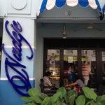 Photo taken at Nadeje Cafe by Danny C. on 11/22/2012